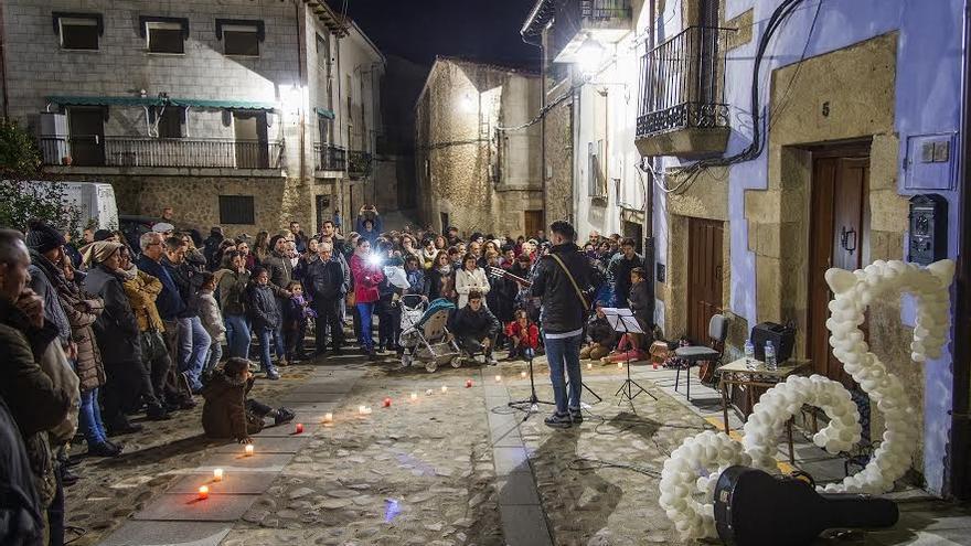 Hoyos Dia Musica Sierra Gata Otoño