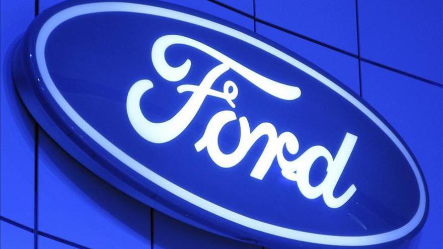 Ford aumentó el 10,8 por ciento sus ventas en EE.UU. en 2013