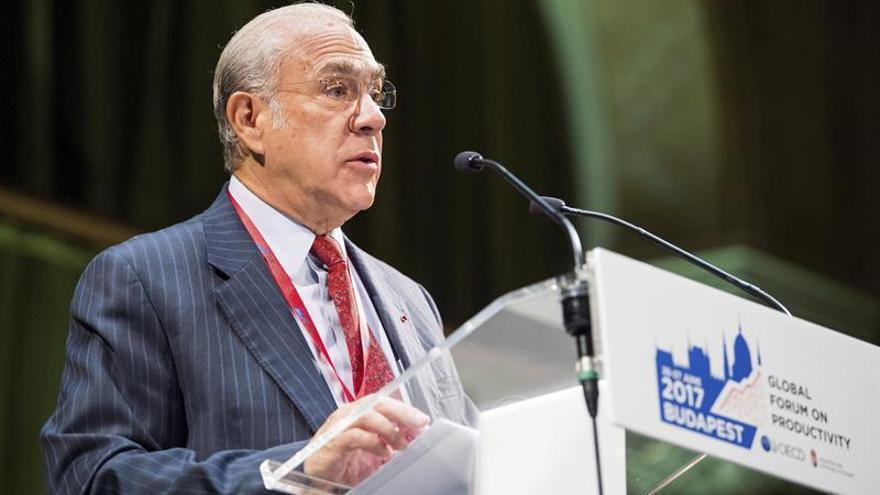 El tipo del impuesto de sociedades cae en la OCDE pero no habrá guerra fiscal