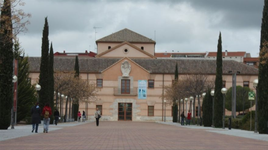Rectorado UCLM en Ciudad Real