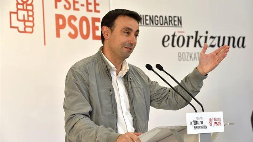 Torres (PSE): No es fácil, pero llegaremos a un acuerdo de Gobierno con el PNV