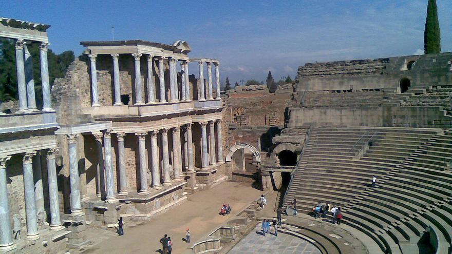 Mérida alberga algunas de las obras de ingeniería romana más importantes del mundo