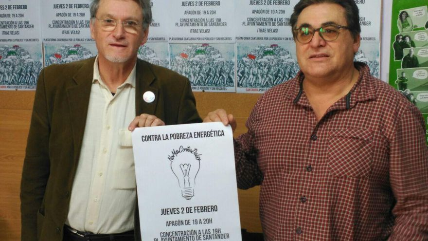 Luis Cuena y Marcos Gutiérrez en rueda de prensa   RUBÉN ALONSO