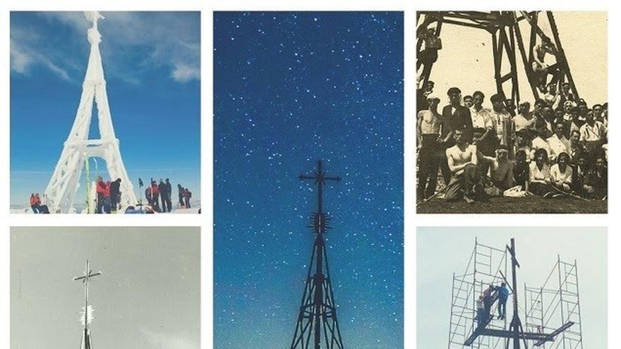 Destino Turístico Gorbeia organiza una salida montañera para celebrar los 116 año de la Cruz del Gorbeia