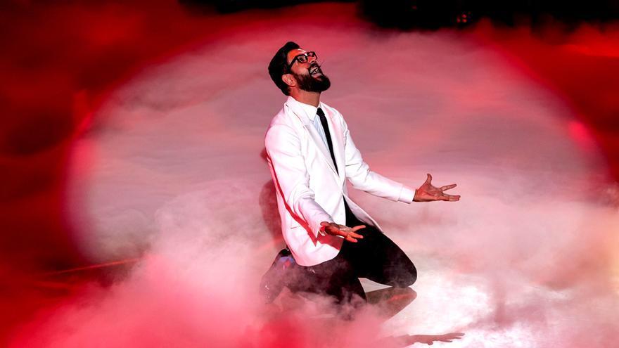 Bailando con las estrellas - Manu Sánchez en la final