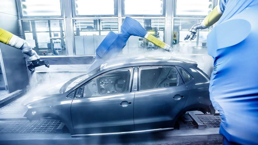 Volkswagen Navarra elevó su producción un 5,5% en 2014, con más de 305.000 unidades del Polo