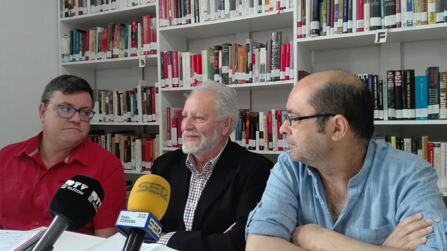 """Anguita llama a movilizarse contra la corrupción, también """"a los votantes de derecha"""""""