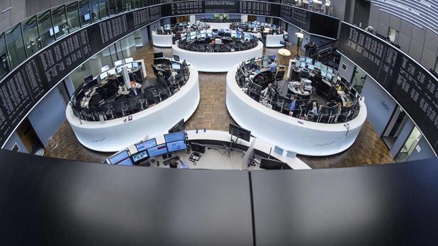 La Bolsa de Fráncfort baja un 1,54 por ciento en la apertura