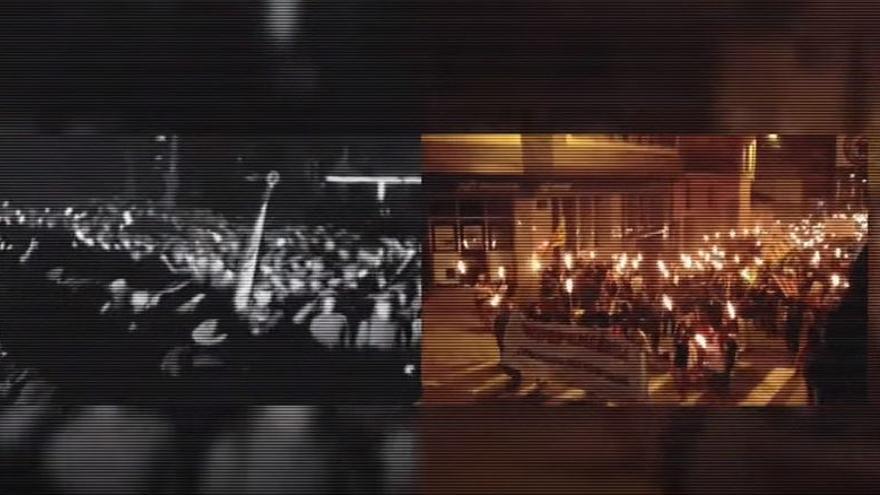 Fotograma del vídeo de VOX