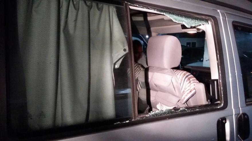 Detenido un hombre por robar en seis vehículos estacionados en Las Palmas de Gran Canaria