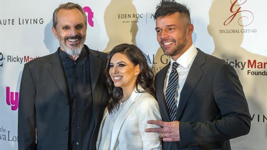 """Bosé se confiesa feliz por el premio que le entregan a """"Miguel, el ciudadano"""""""