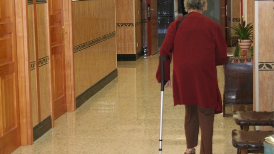 Murcia suspende en la aplicación de la Ley de Dependencia