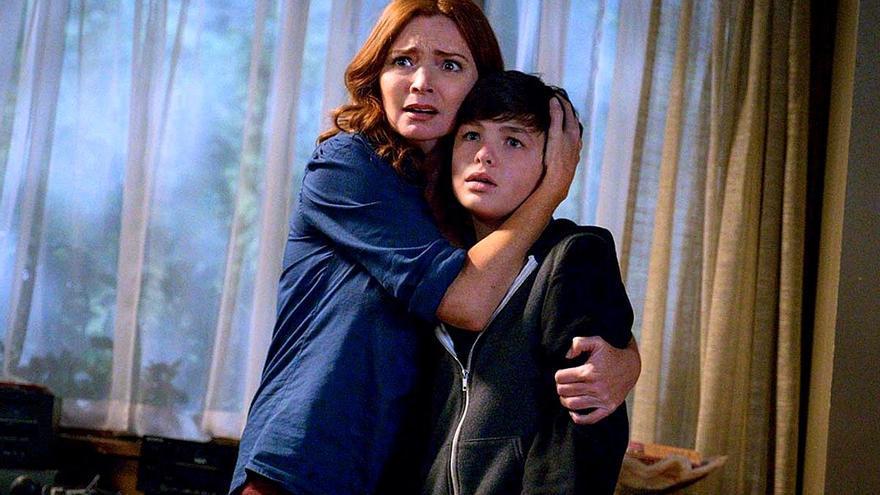 Logan Williams en 'Supernatural