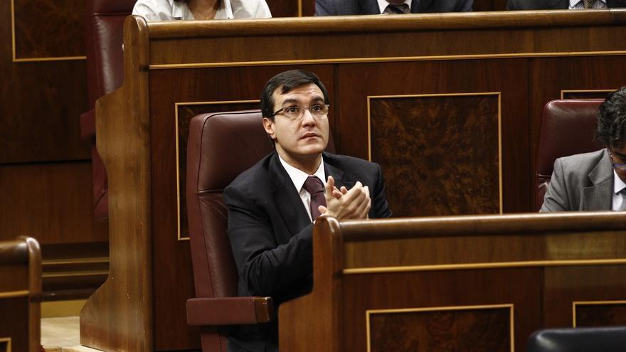 Ayllón cree que el PP debe pedir el voto para el partido en Xátiva (Valencia) aunque la lista la encabece Rus