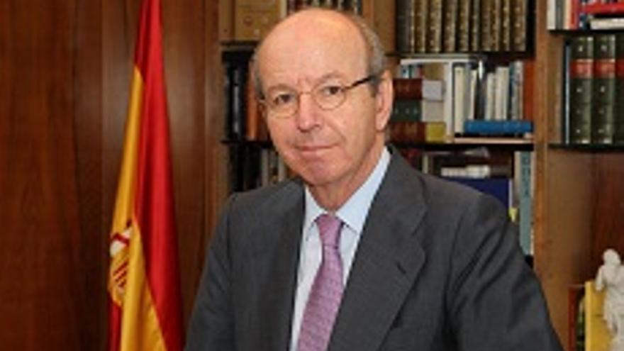 El jefe de la Casa del Rey y expresidente de la Fundación Caja Madrid, Rafael Spottorno / Foto: Casa Real