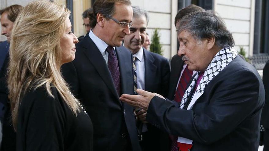El Congreso pedirá por unanimidad el reconocimiento del Estado palestino