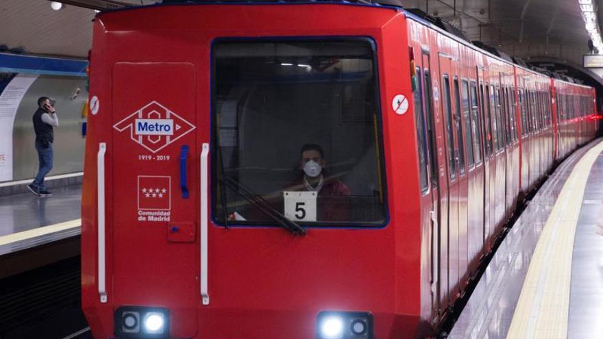 El comité de Metro de Madrid convoca concentración para pedir solución al amianto