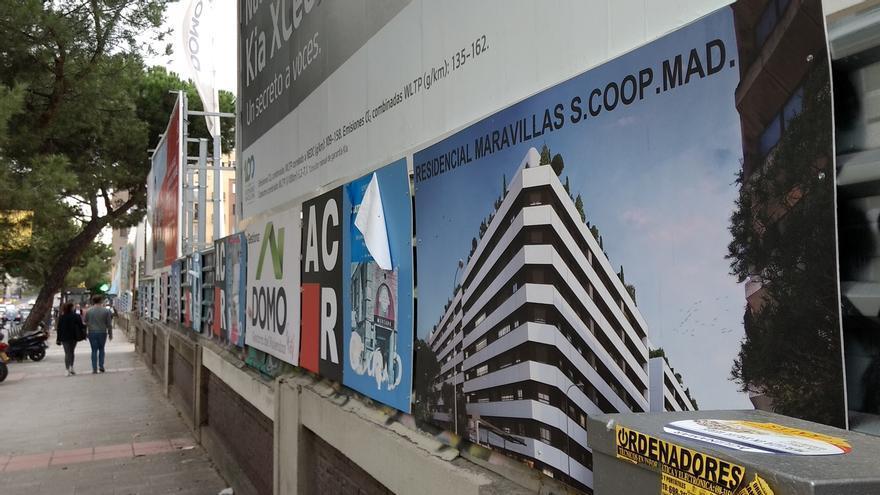 El Supremo anula el plan urbanístico de Carmena que permitió la construcción de 450 pisos sobre el TPA