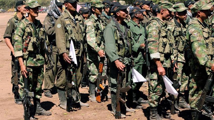 El Gobierno de Colombia ha amnistiado o indultado a 7.696 exguerrilleros de las FARC