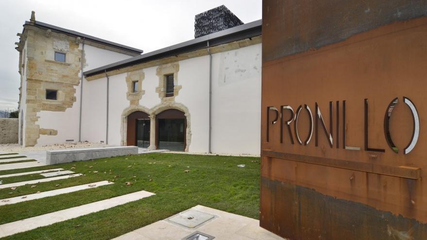Enclave Pronillo, sede de los cursos de doblaje