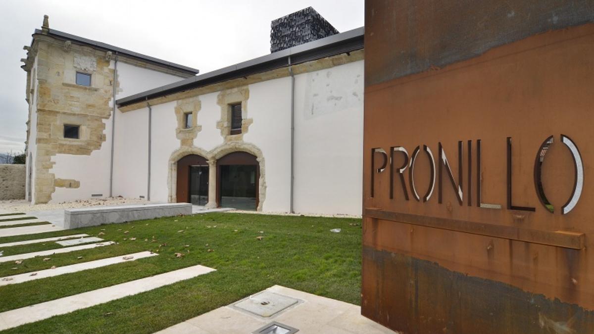 Enclave Pronillo, sede de la Fundación Santander Creativa.