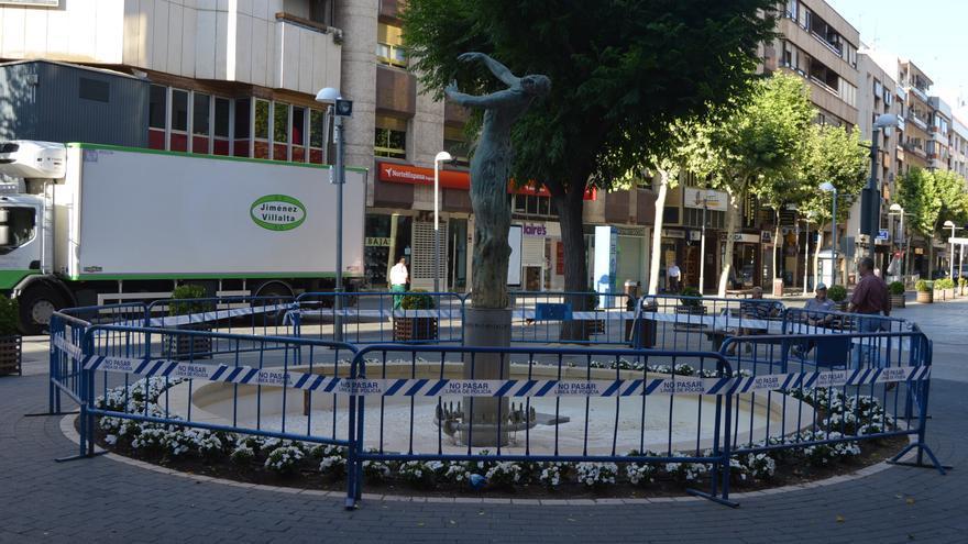 Fuente del Pozo de Don Gil en Ciudad Real
