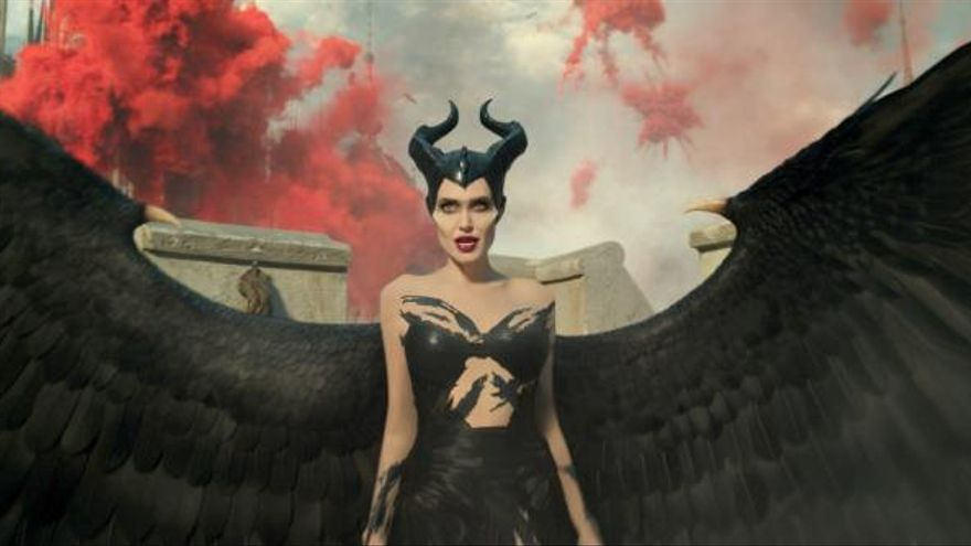 """Maleficent: Mistress of Evil"" reina sin brillo en los cines de EE.UU."