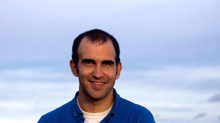 El cofundador de FuVeX, Carlos Matilla (Imagen: Twitter | @MatillaCarlos)