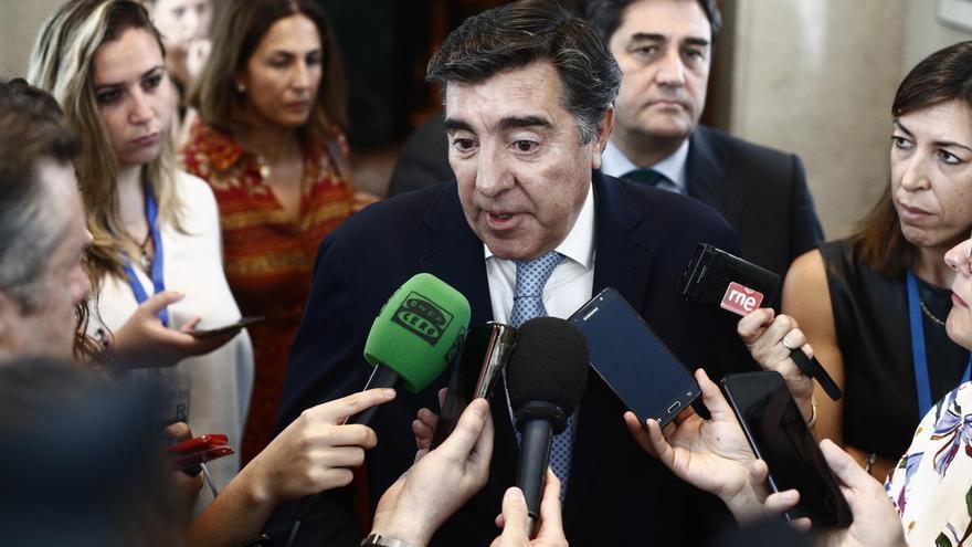 """El PP buscará """"alternativas"""" para que no se excluya a Vox de las Mesas de las comisiones del Congreso como pide el PSOE"""