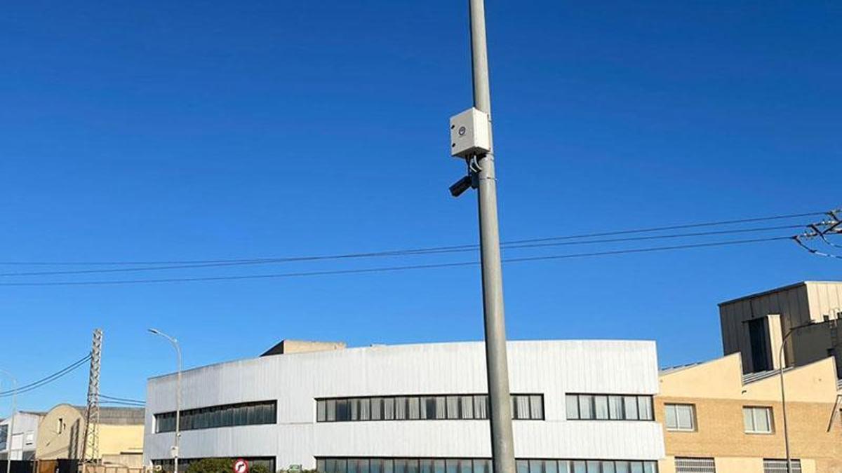 El Ayuntamiento de Paterna ha empezado la instalación de los dispositivos.