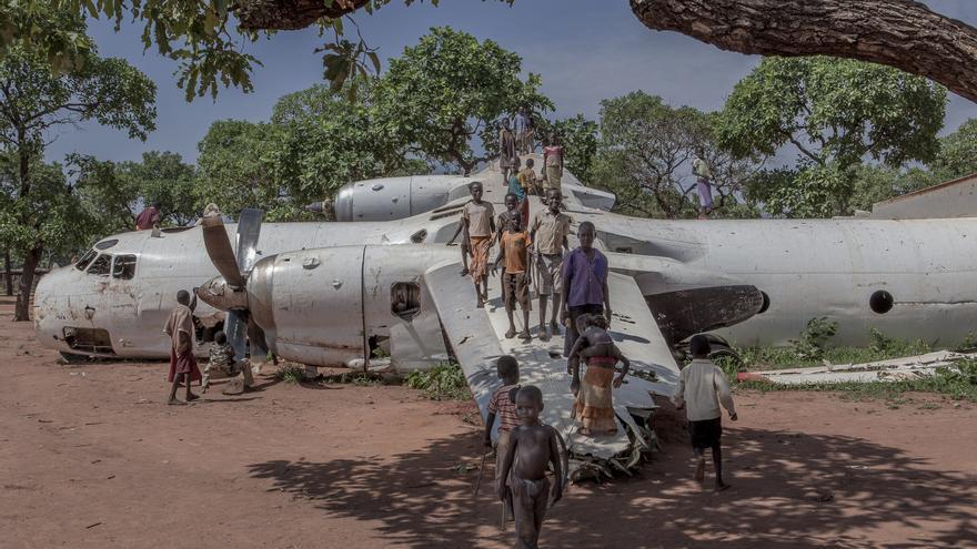 Vacunación en Yida, Sudán del Sur. Foto 8 © Yann Libessart/MSF