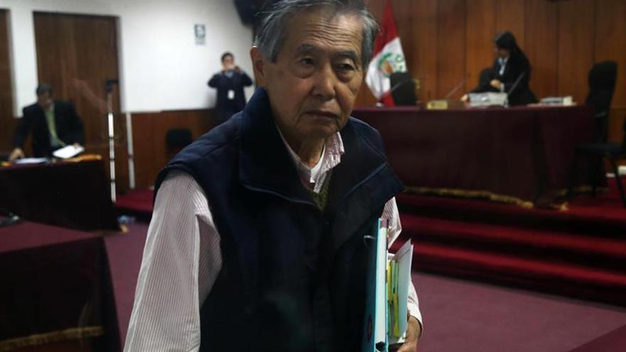 El fujimorismo insiste en indulto a Fujimori y rechaza prisión domiciliaria