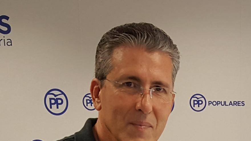 José Antonio Brito, candidato del PP a la Alcaldía de Tazacorte.