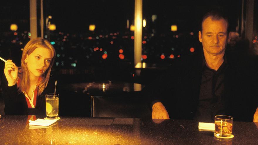 """Una escena de """"Lost in Translation"""", de Sofia Coppola: dos personas introvertidas se cruzan y se abre un mundo"""