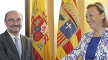 Aragón sigue a más de cien millones de euros de recuperar el nivel de gasto social previo a la crisis