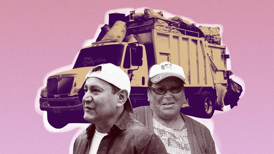 Los trabajadores voluntarios de limpieza son mano de obra gratuita para el gobierno de la Ciudad de México.