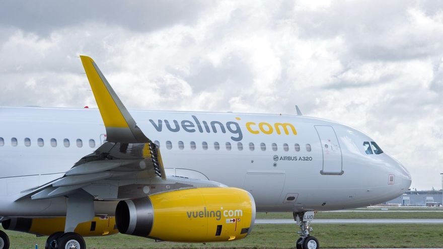 Vueling ofrece 20 rutas directas desde el Aeropuerto de Bilbao durante Semana Santa