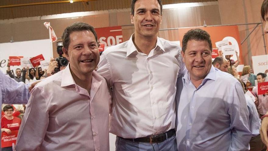 Pedro Sánchez en tres comunidades autónomas y Rajoy se centra en Burgos