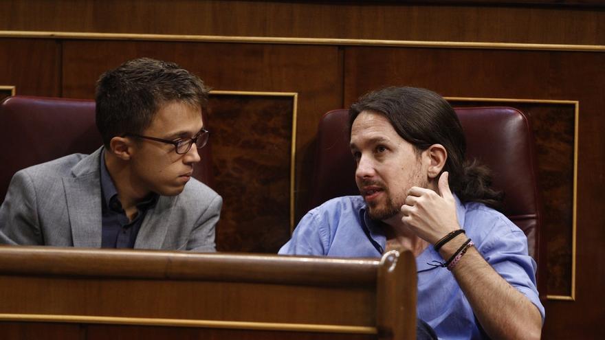 """Iglesias a Errejón: """"No me puedes pedir que desvincule mi papel como secretario general de mis ideas"""""""