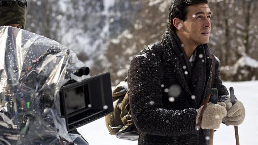 """de """"Palmeras en la nieve"""""""