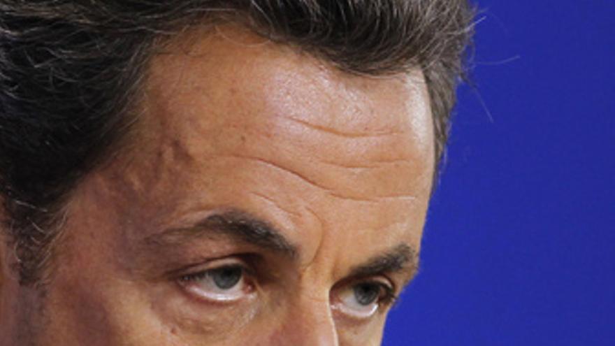 El presidente francés, Nicolas Sarkozy