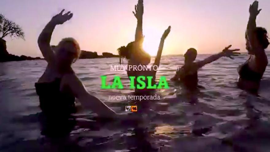 Promo de 'La isla' con las concursantes