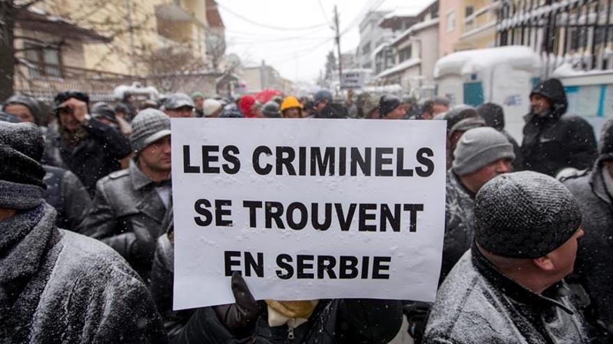 Belgrado anuncia medidas contra Francia tras la liberación del kosovar Haradinaj