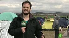 Liberan a los periodistas españoles arrestados en Macedonia por acompañar a los refugiados