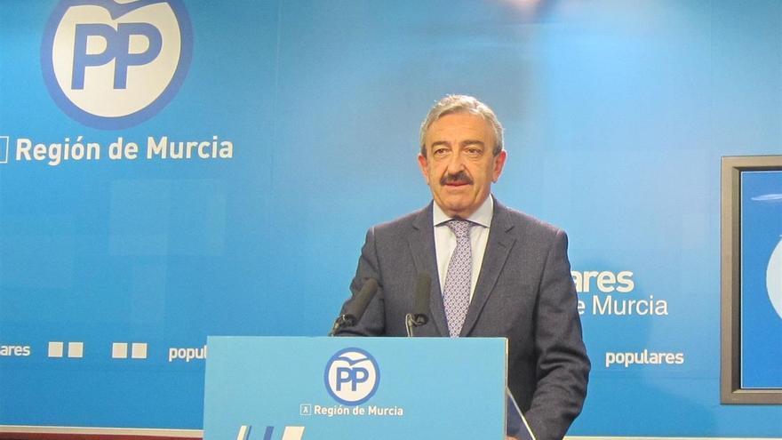El hasta ahora diputado popular en el Congreso Andrés Ayala