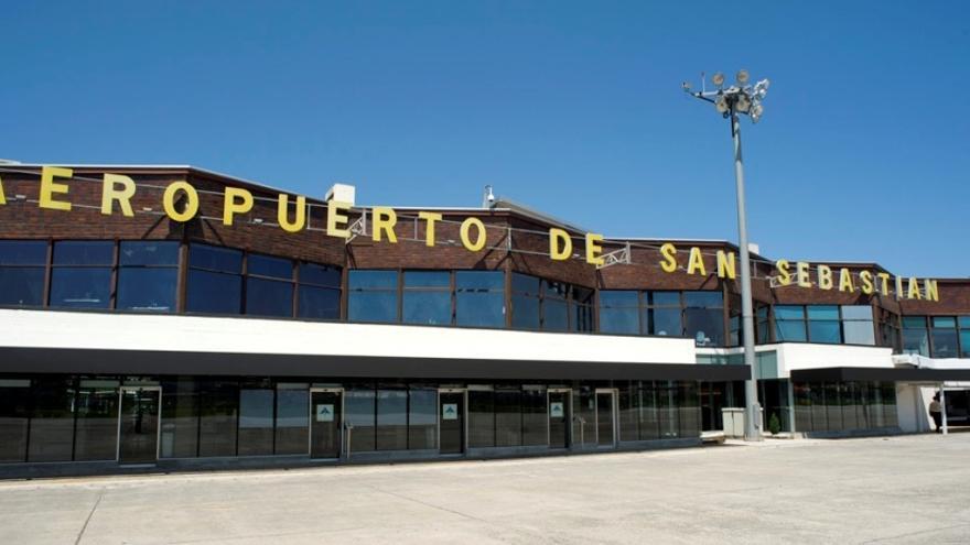 Aeropuerto de San Sebastián / Foto: AENA