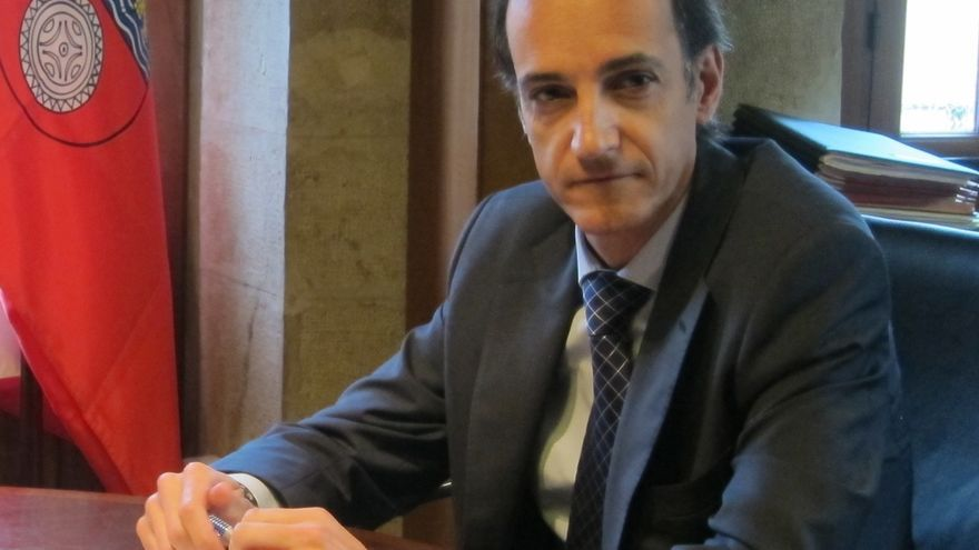 """El delegado del Gobierno confía en que la """"normalidad"""" sea la """"tónica general"""" de la jornada electoral"""