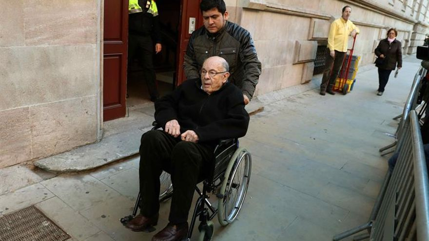Millet lleva desde el lunes en prisión