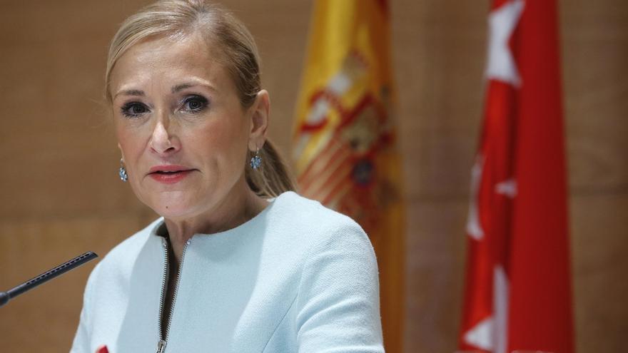 Cifuentes vuelve a hacer campaña en Cataluña con una visita a Lleida este fin de semana