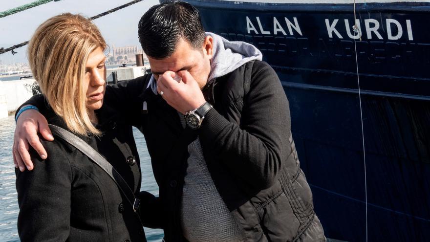 """Tima Kurdi: """"¿Cuántas fotos como la de mi sobrino Alan muerto necesitamos?"""""""